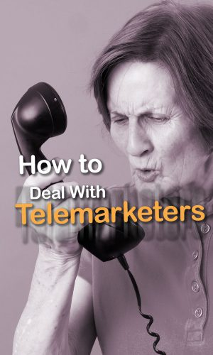 I am not always friendly to telemarketers. I am ashamed to say that occasionally, I have slammed the phone down and been rather short-tempered about the times they call my house. However, all that changed a few years ago when I decided it was time to reclaim control of my telephone calls. Like most people, we receive so many annoying...