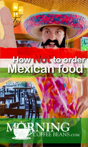 My husband loves Mexican food. When we lived in south Texas, he worked very hard to learn Spanish. As a hospital chaplain and a nurse, we needed to know how to speak and understand Spanish to better communicate with our patients. One afternoon, not long after we had completed our Spanish classes, he picked me up from work early. He...