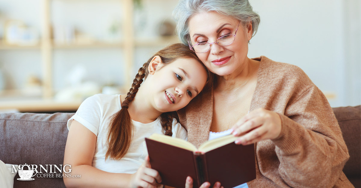 One of the best memories I have from my childhood is the time my mother read to me. When it was cold outside, we sat on the couch late at night with the fire blazing in the fireplace. I leaned against her shoulder and watched the lines on her face disappear as she used her voice to mimic the characters...