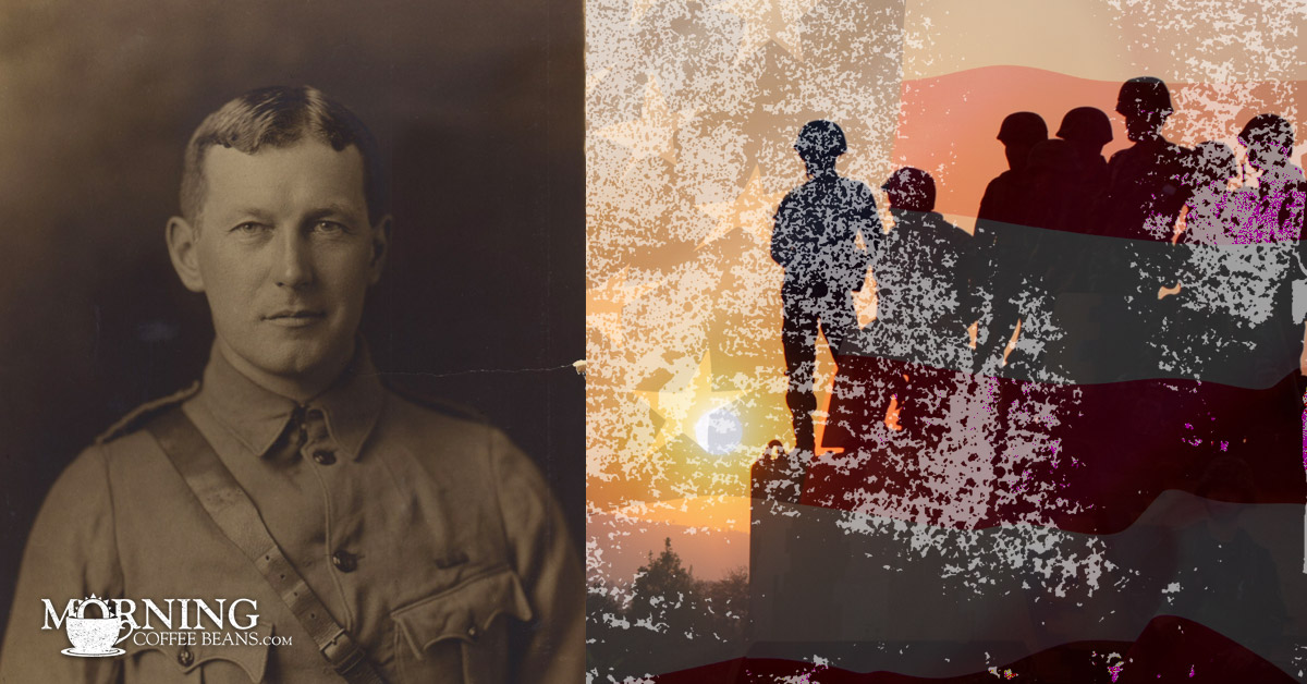 """For seventeen days and seventeen nights, John McCrae, a soldier in World War 1 and a surgeon during the second battle of Ypres in Belgium, said that he and his comrades never took their clothes off or boots, except occasionally. """"In all that time while I was awake, gunfire and rifle fire never ceased for sixty seconds, he said. Behind..."""