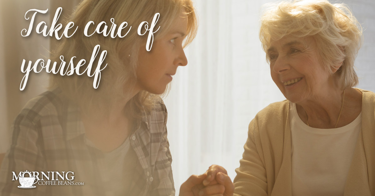 Wouldn't it be sad if you had to wait until the people you love died before you began to take care of yourself? I met a 65-year-old lady named Pat this week who said that is what happened to her. She has lost 680 pounds in the last seven years and 280 of that in the previous two years.